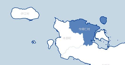 今帰仁村地図jpeg
